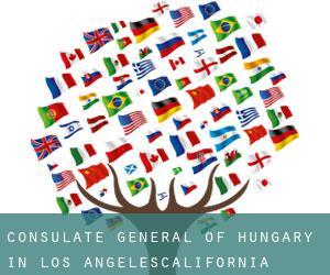 Consulate General of Hungary in Los Angeles,California, United States