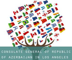 Consulate General of Republic of Azerbaijan in Los Angeles
