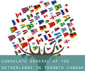 Consulate General of the Netherlands in Toronto, Canada