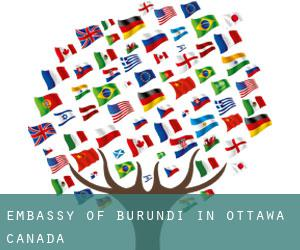 Embassy of Burundi in Ottawa, Canada